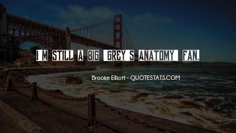 Brooke Elliott Quotes #1189507