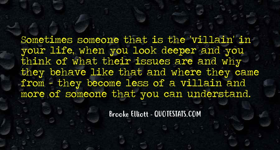 Brooke Elliott Quotes #1571222