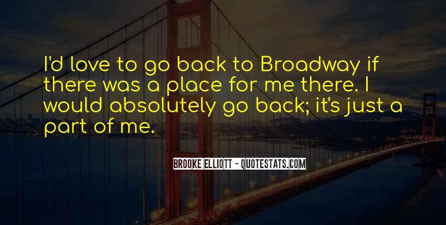 Brooke Elliott Quotes #1676614