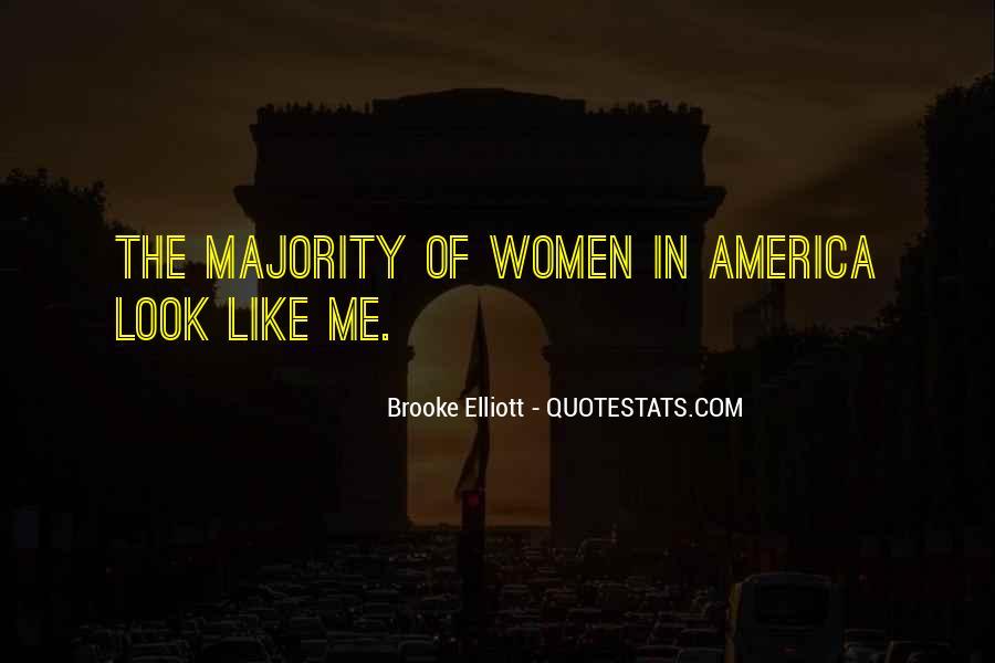 Brooke Elliott Quotes #1759490