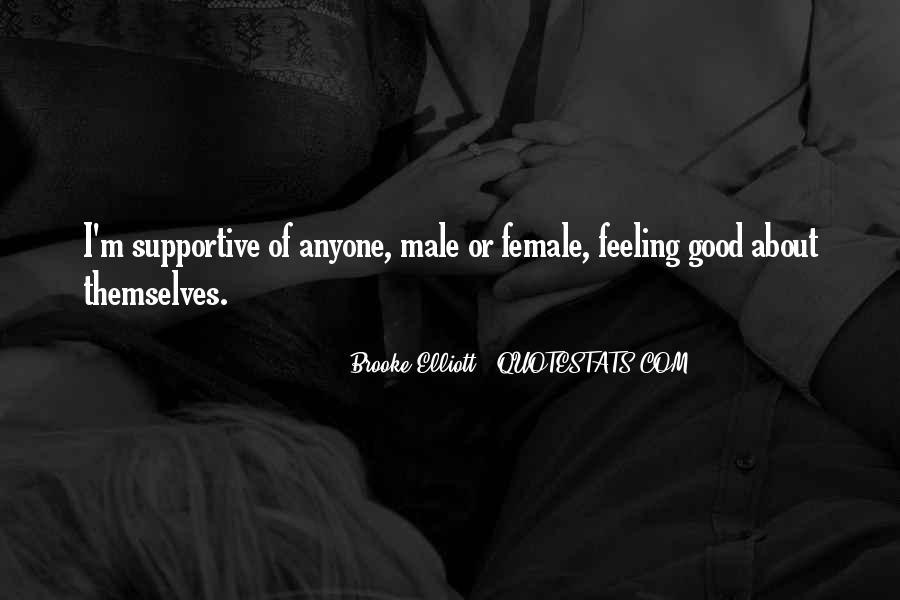 Brooke Elliott Quotes #1861595