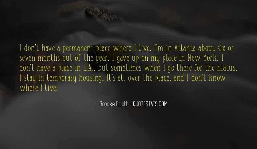 Brooke Elliott Quotes #246216