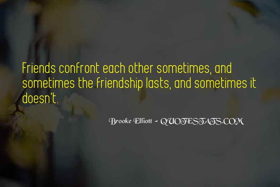 Brooke Elliott Quotes #383370