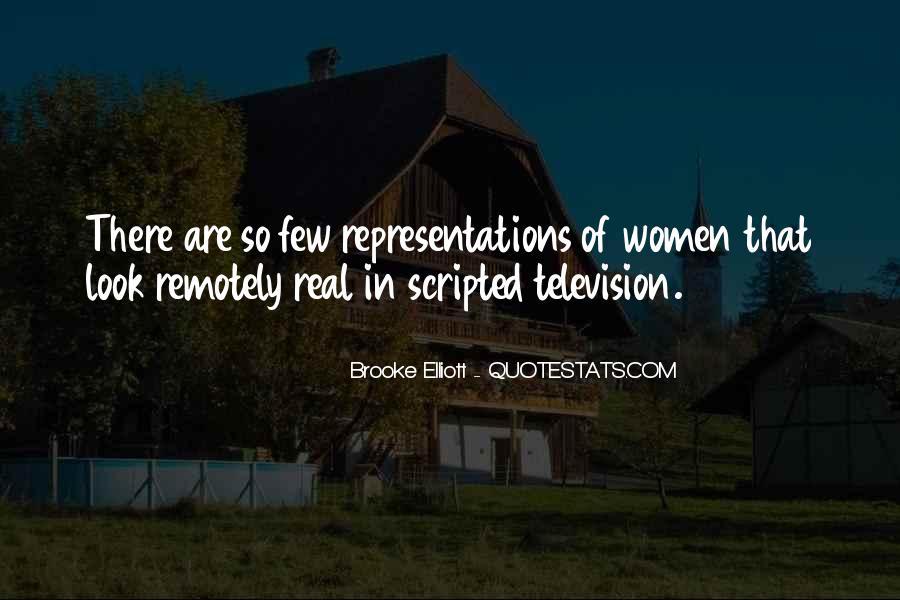 Brooke Elliott Quotes #57957