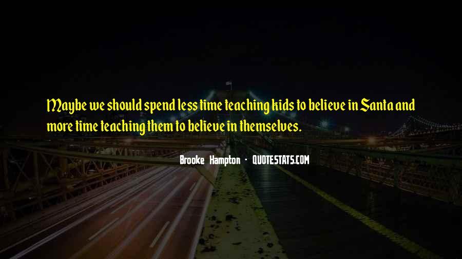 Brooke Hampton Quotes #1070282