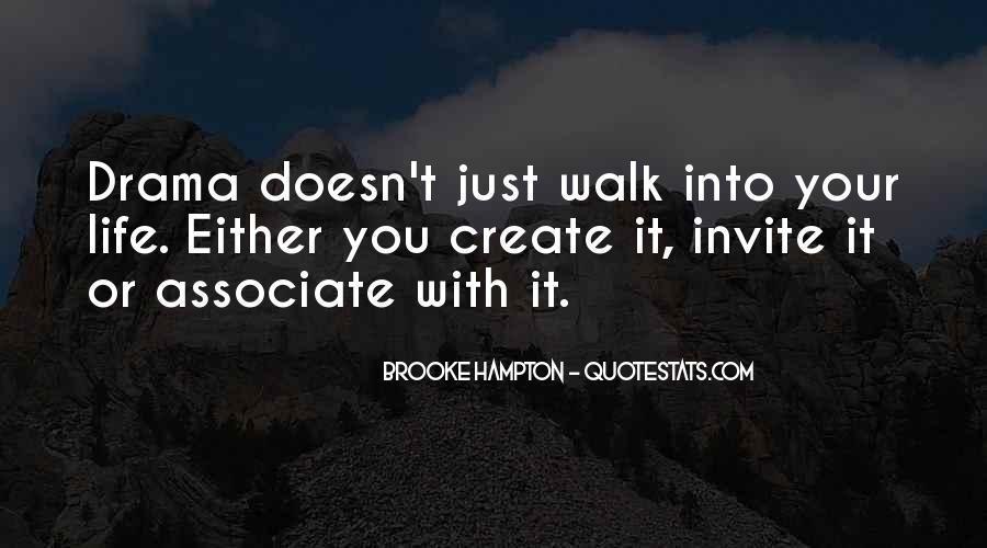 Brooke Hampton Quotes #474185