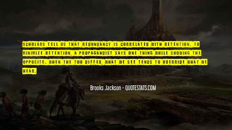 Brooks Jackson Quotes #482044