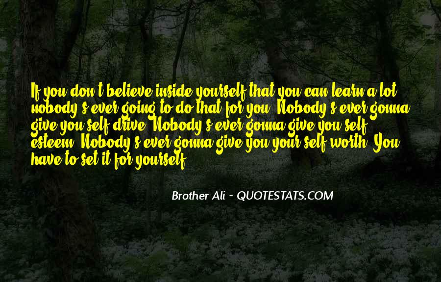 Brother Ali Quotes #159232