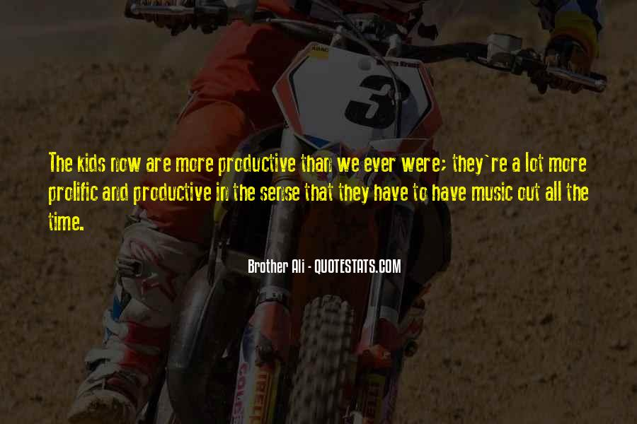 Brother Ali Quotes #1826414