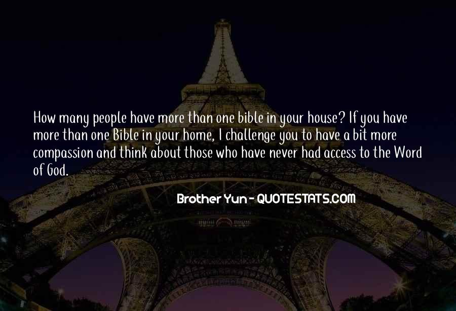 Brother Yun Quotes #1050302