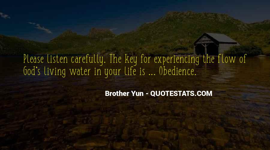 Brother Yun Quotes #1624897