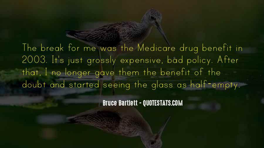 Bruce Bartlett Quotes #1068186