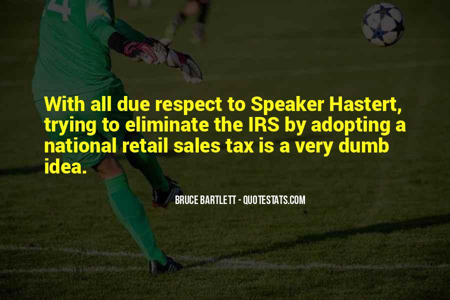 Bruce Bartlett Quotes #1467050