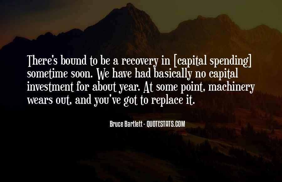 Bruce Bartlett Quotes #216845