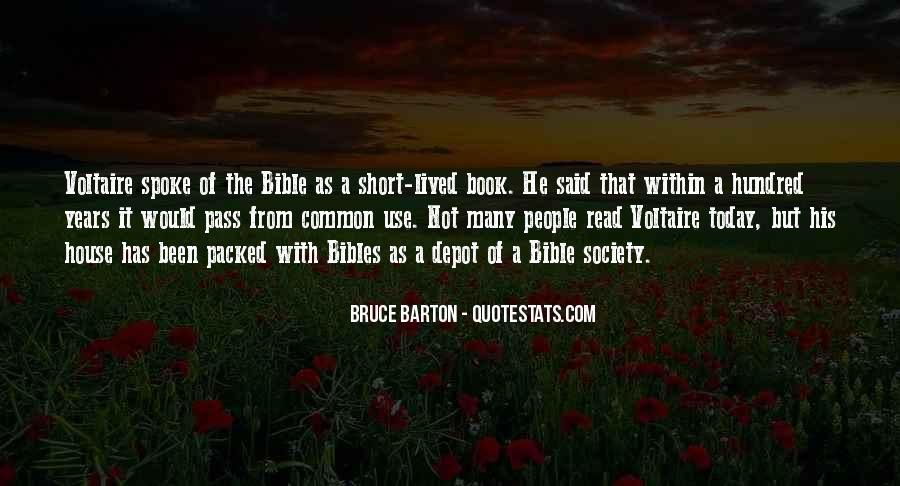 Bruce Barton Quotes #1009102