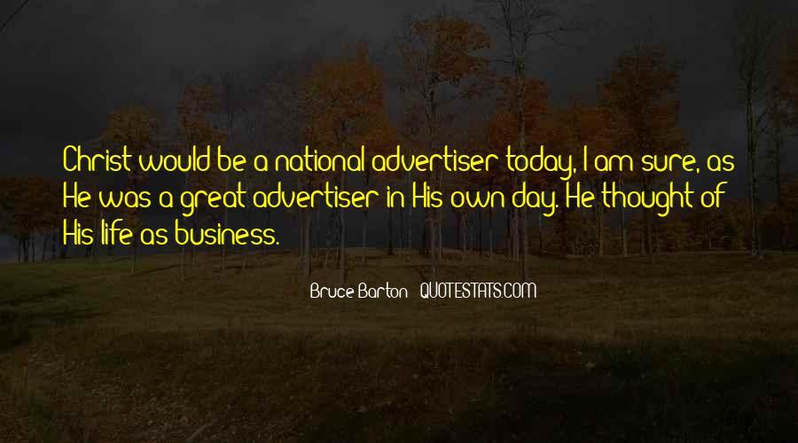 Bruce Barton Quotes #1057881