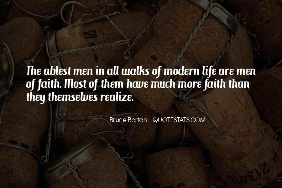 Bruce Barton Quotes #116846