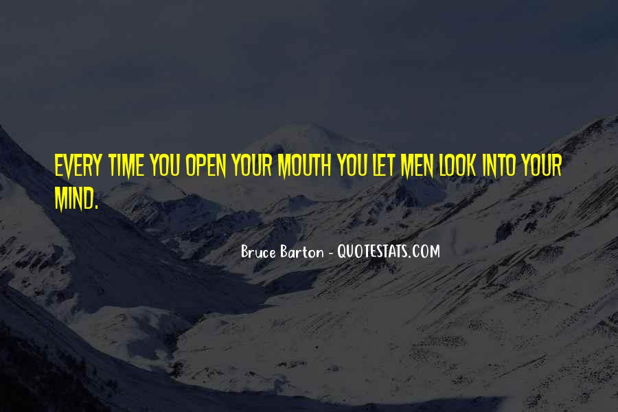 Bruce Barton Quotes #1397383