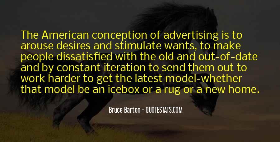 Bruce Barton Quotes #1444927