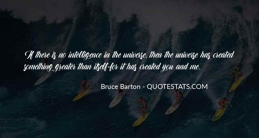 Bruce Barton Quotes #1661720