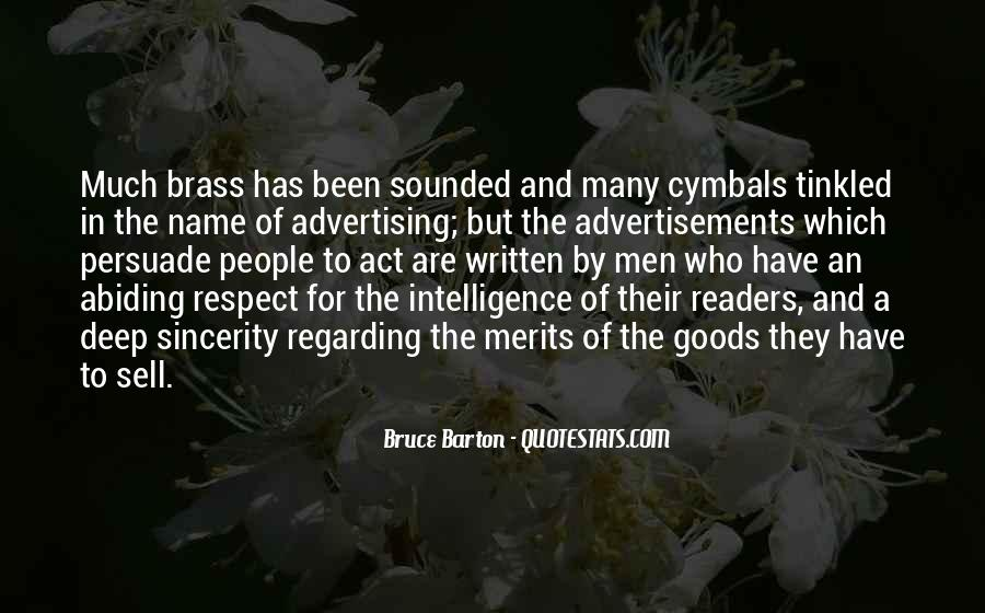 Bruce Barton Quotes #1762242
