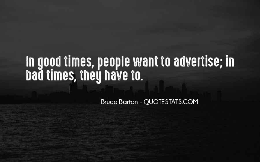 Bruce Barton Quotes #289494