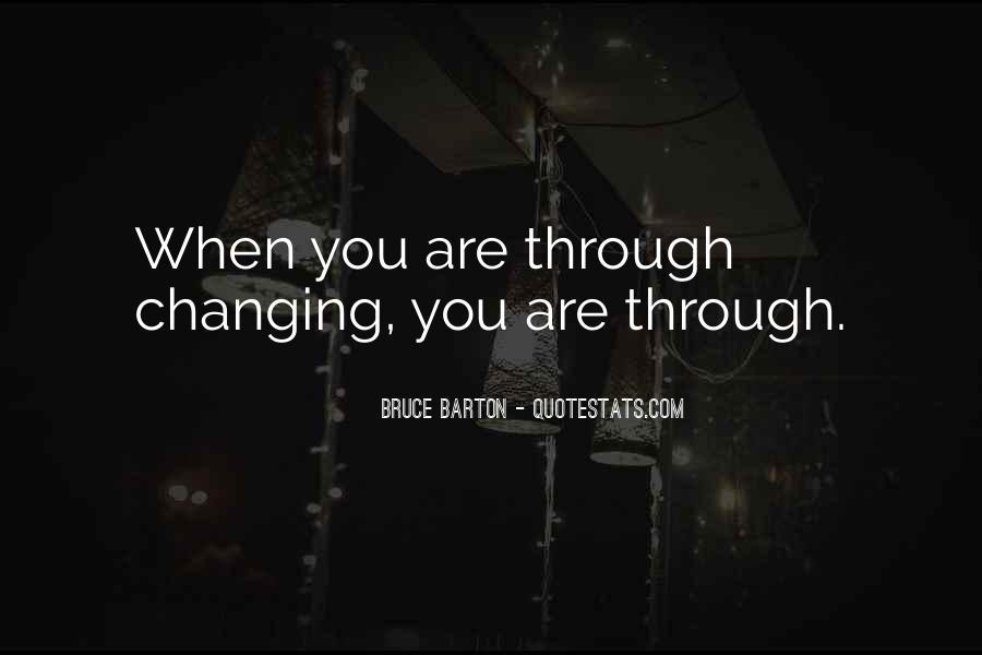 Bruce Barton Quotes #320096