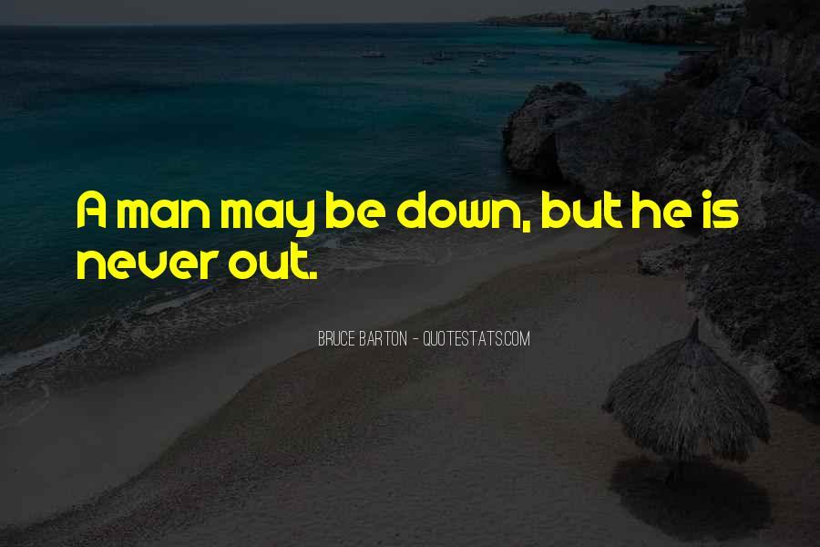 Bruce Barton Quotes #320341