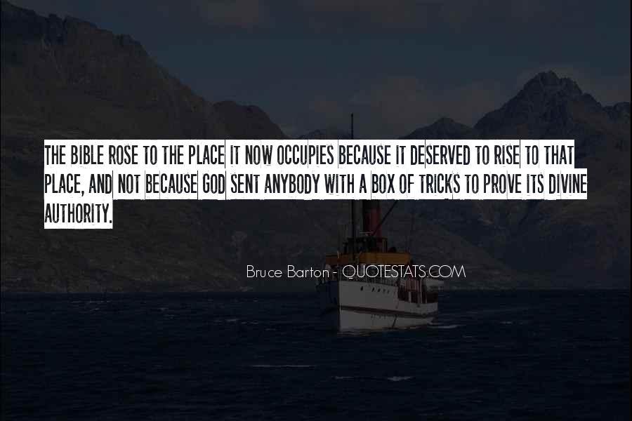 Bruce Barton Quotes #354826