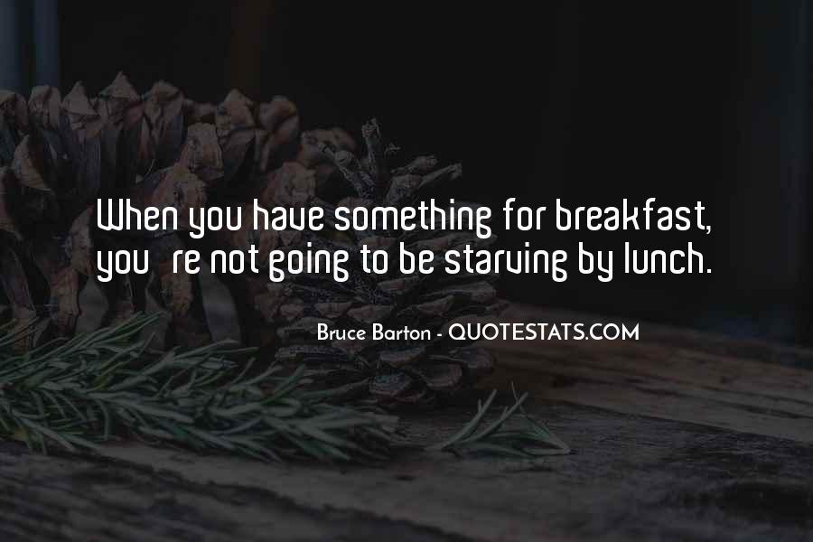 Bruce Barton Quotes #395570