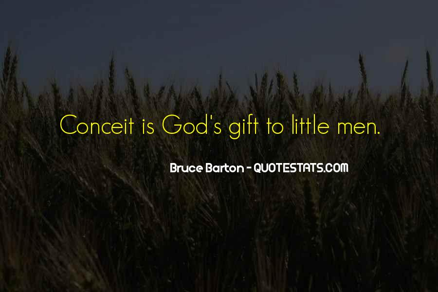 Bruce Barton Quotes #418415