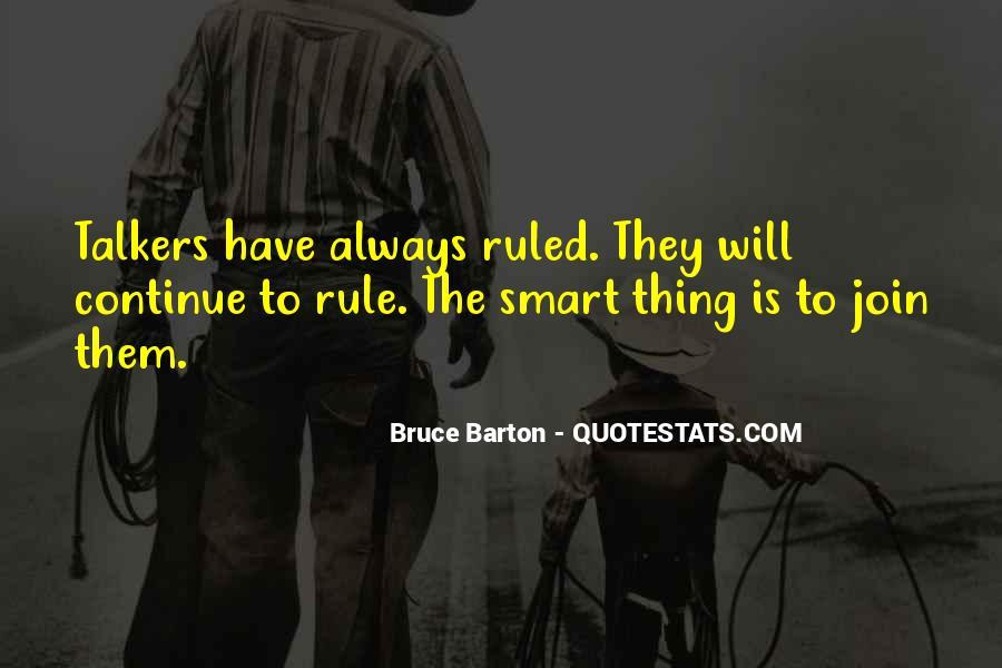 Bruce Barton Quotes #474263