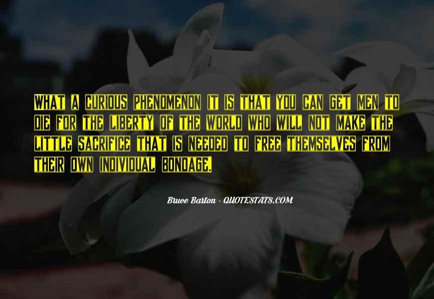 Bruce Barton Quotes #474815
