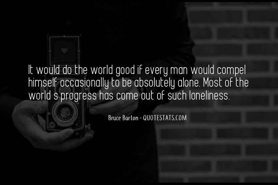 Bruce Barton Quotes #769860