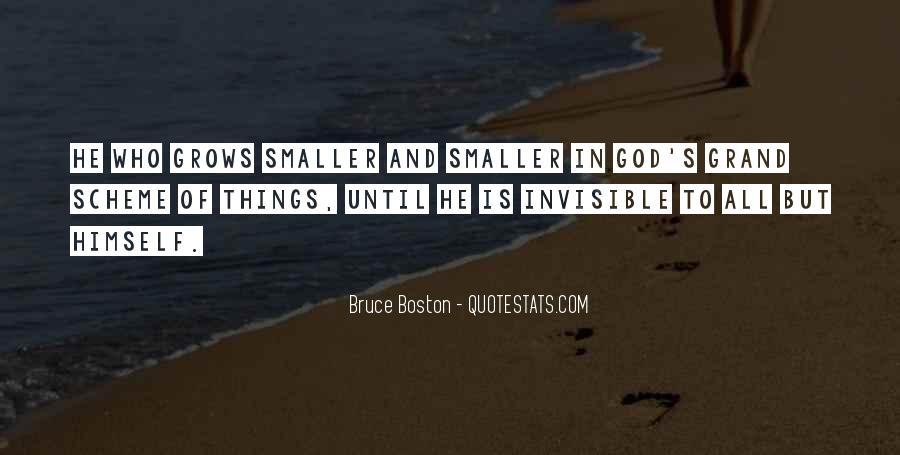 Bruce Boston Quotes #1192966