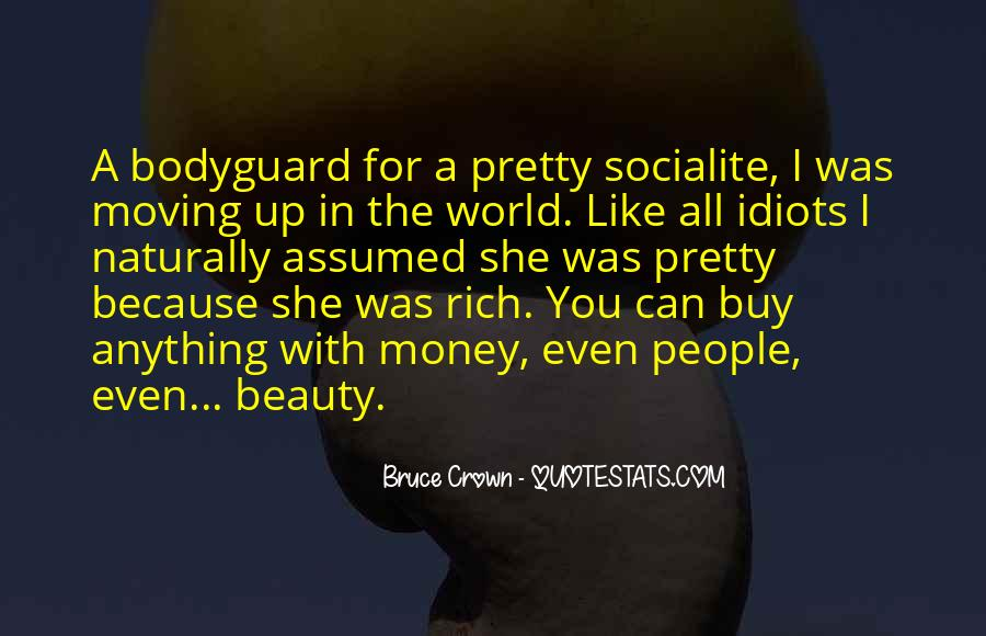 Bruce Crown Quotes #769693
