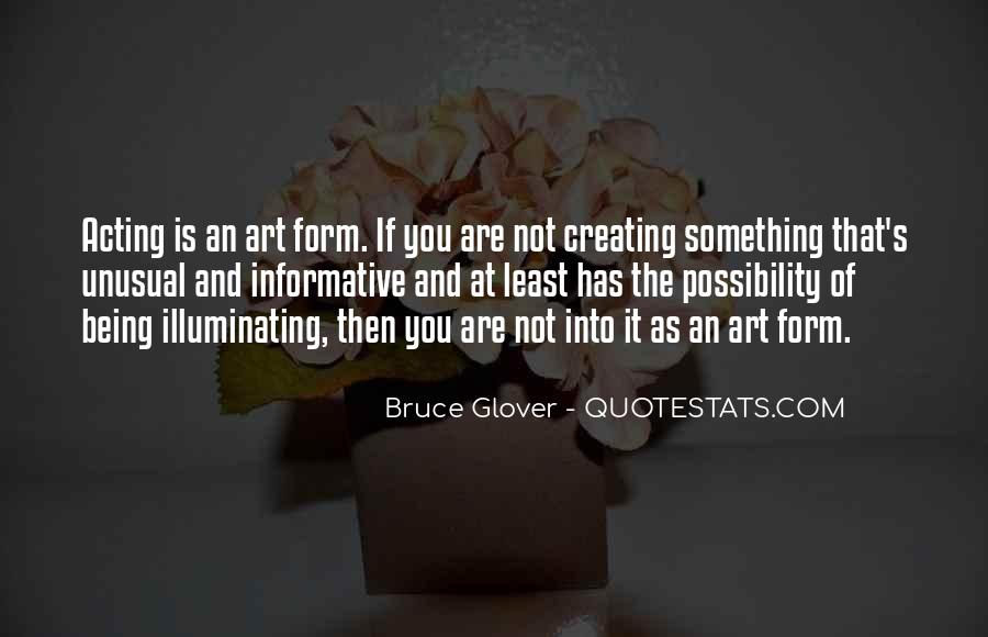 Bruce Glover Quotes #993657