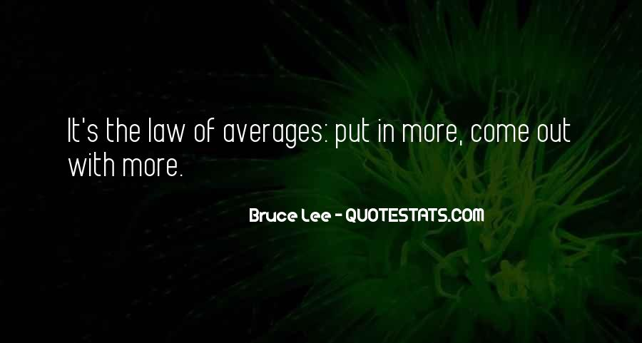 Bruce Lee Quotes #1027522