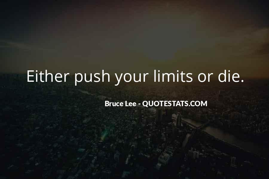 Bruce Lee Quotes #1080074