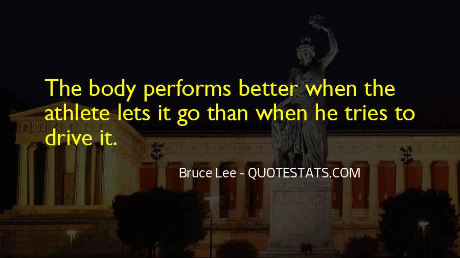 Bruce Lee Quotes #11801