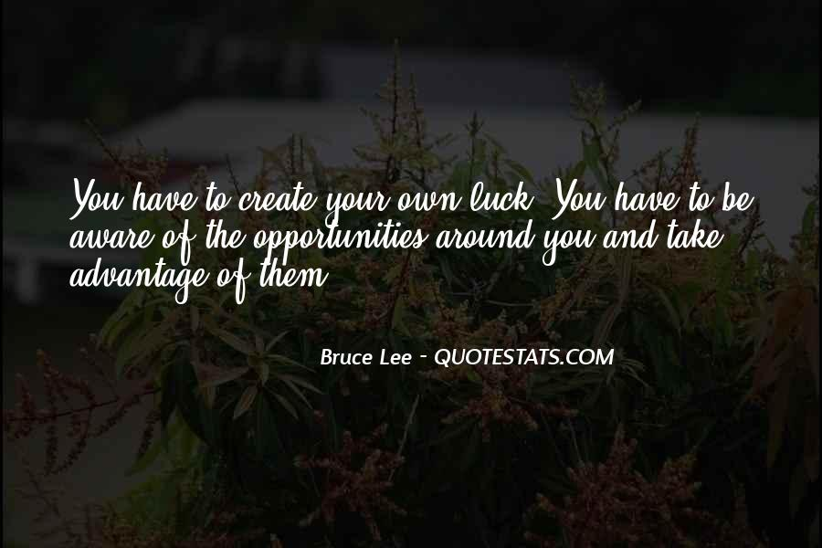Bruce Lee Quotes #1225116