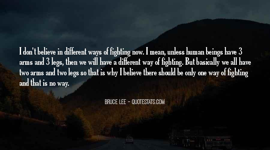 Bruce Lee Quotes #1297892