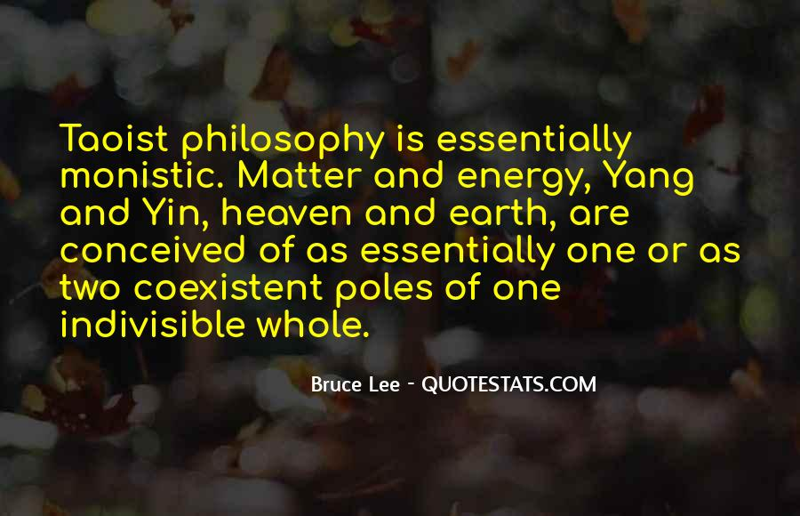 Bruce Lee Quotes #1324887