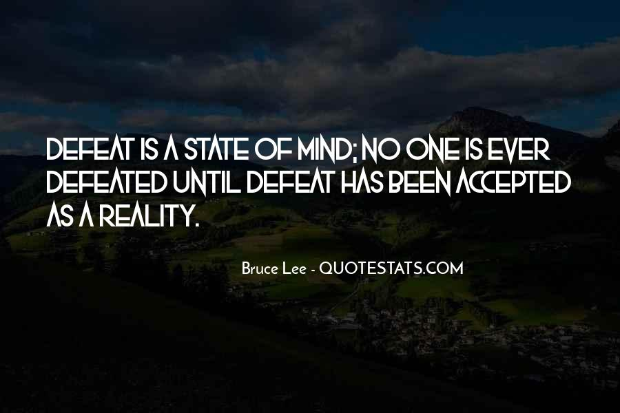 Bruce Lee Quotes #1482056