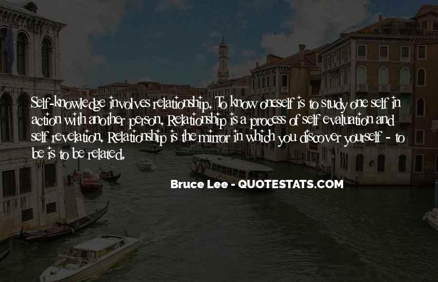 Bruce Lee Quotes #1502608
