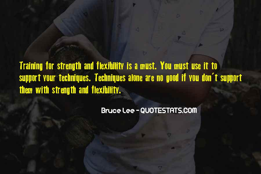 Bruce Lee Quotes #1513733