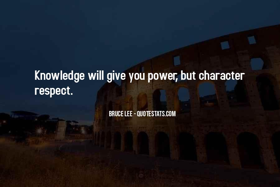 Bruce Lee Quotes #156062