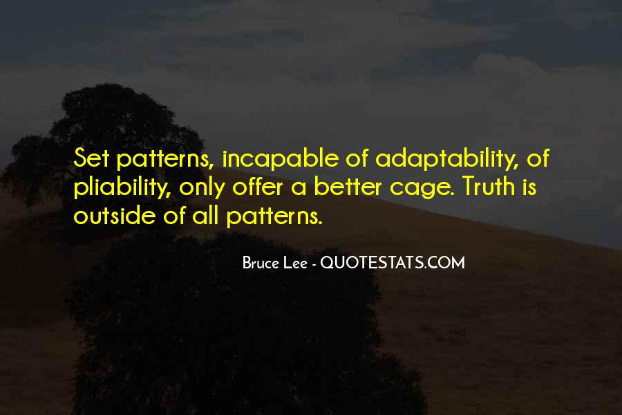 Bruce Lee Quotes #164795