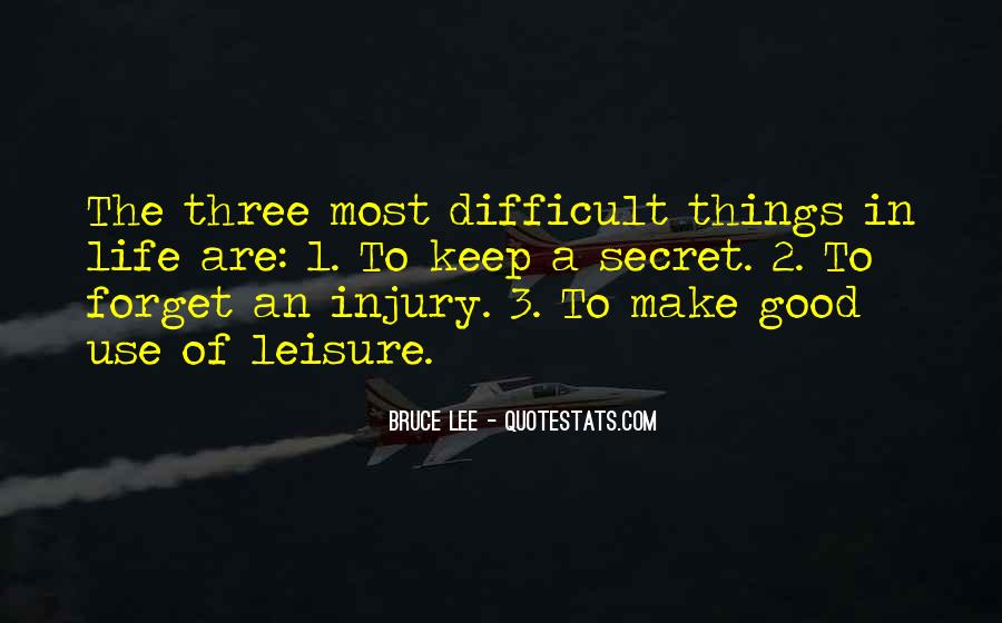 Bruce Lee Quotes #1649845