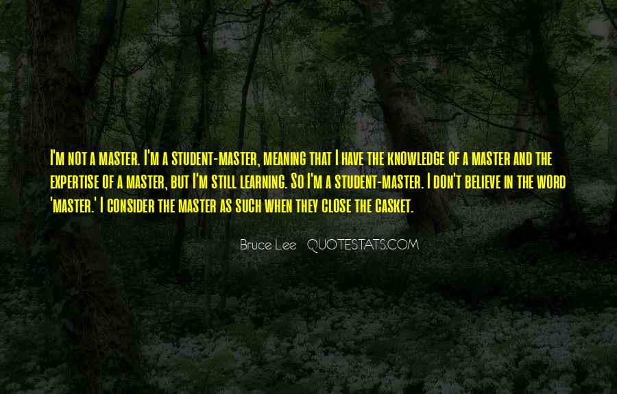 Bruce Lee Quotes #1730205